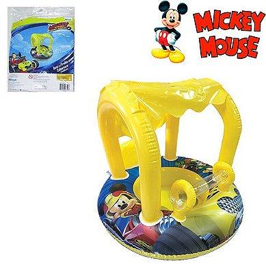 Boia com toldo Mickey