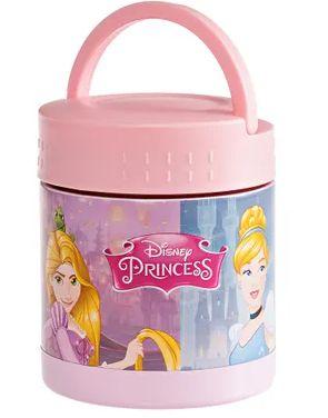 Pote / Frasco Térmico de Inox - Disney - Princesas- Girotondo
