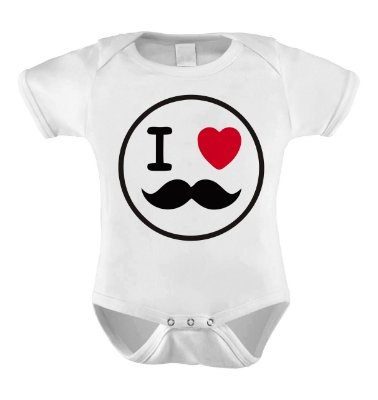 Body ou Camisetinha -I love Papai