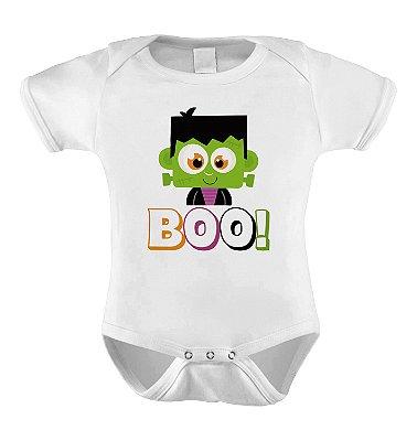 Body Meu Primeiro Halloween - Boo