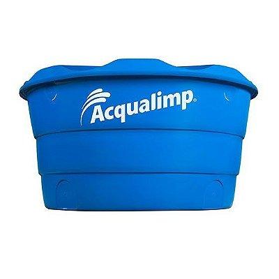 Caixa D'Água Dupla Proteção Acqualimp