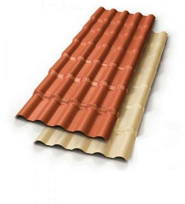 Telha de PVC Infibra