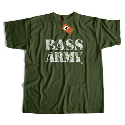 Camiseta Bass Army