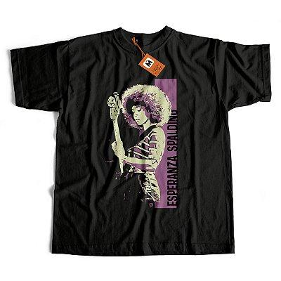 Camiseta Esperanza Spalding