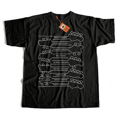 Camiseta Headstock