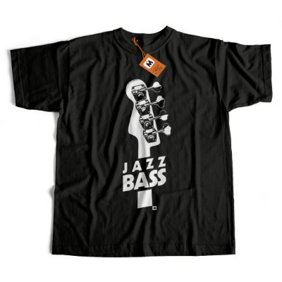 Camiseta  Jazz Bass