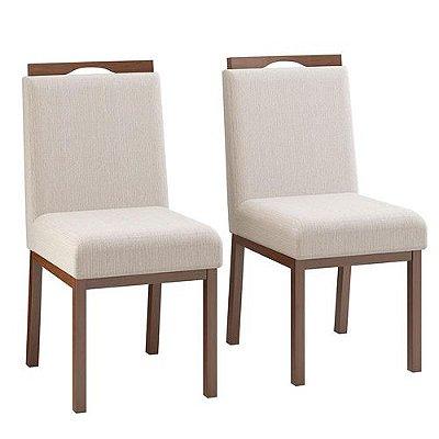 Conjunto de 2 Cadeiras Sofia-Voltton