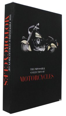 Book Box The Impossible Collection of Motorcycles em Madeira - Fullway