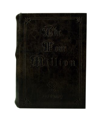 Book box,conjunto de 2pçs cartas- Oldway