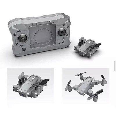 Drone Mini Zangão Profissional Câmera HD 4k wifi Braços Dobráveis