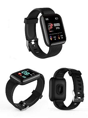 Relógio Smart Inteligente Unissex Eletrônico de Led e Digital