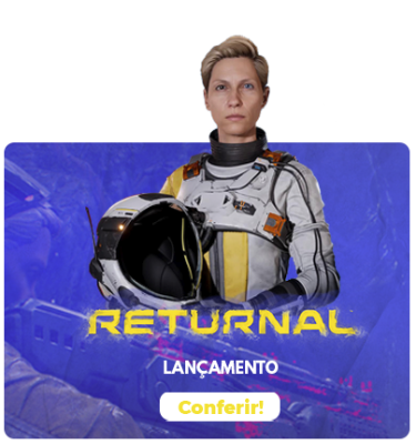 Lançamento - Returnal Ps5
