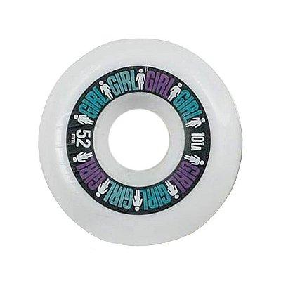 Roda Girl Hardline 101A Lean 52mm