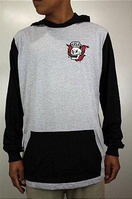 Camiseta Urgh Manga Longa C/ Capuz