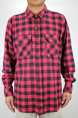 Camisa Double G Xadrez