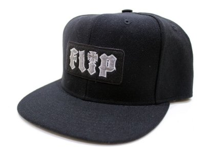Boné Flip Hkd Grey Snapback