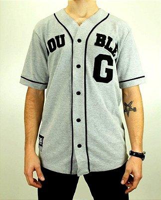 Camisa Double G Baseball Mescla