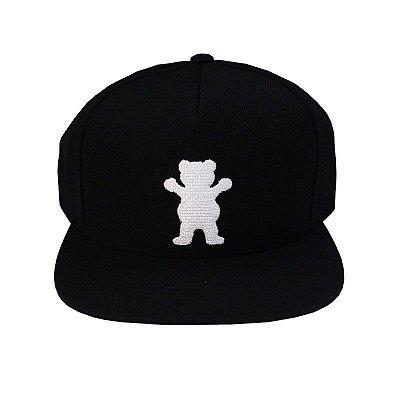 Boné Grizzly Og bear Black