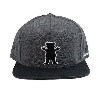 Boné Grizzly Og Bear Grey