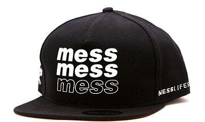 Boné Mess 3 Mess