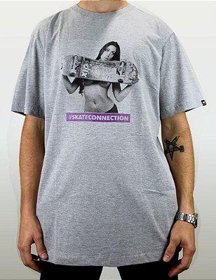 Camiseta QIx Girl Sk8