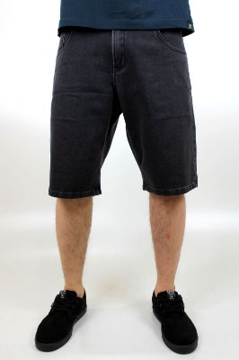 Bermuda Double G Jeans Black