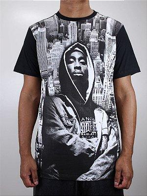 Camiseta Double G 2pac