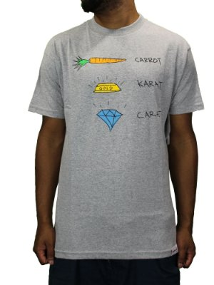 Camiseta Diamond Carrots
