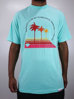 Camiseta Diamond Palm Vibes