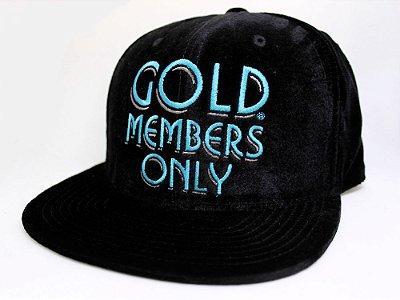 Boné Gold Members