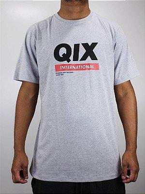 Camiseta Qix Internacional Classic