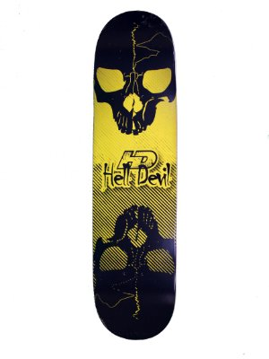 Shape Hondar Hell Devil Yellow Maple 7,75""