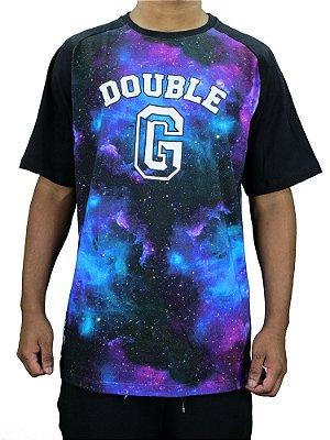Camiseta Double-G Print Galaxy