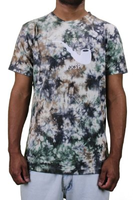 Camiseta Blaze Tie Dye Camo