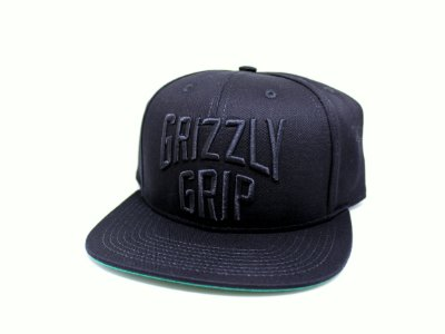Boné Grizzly Big City Snapback