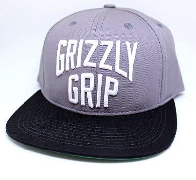 Boné Grizzly Headwear Bid City Snapback