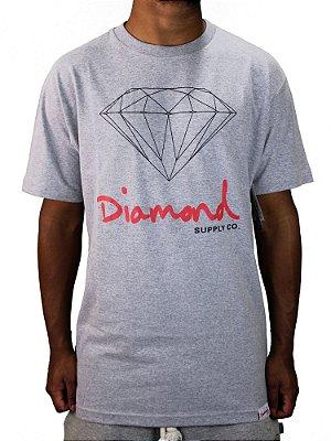 Camiseta Diamond Sign Logo