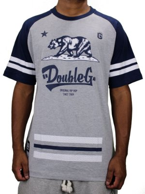 Camiseta Double G Raglan California