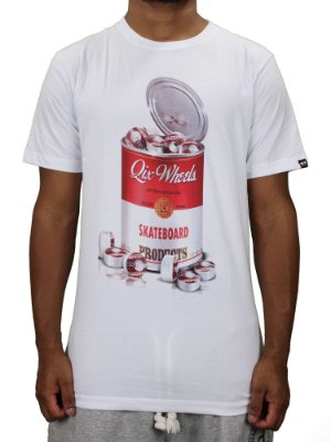 Camiseta Qix Wheels