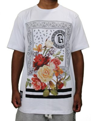 Camiseta Double G Pansley x Flower