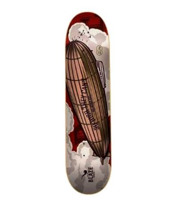SHAPE BLAZE ZEPPLIN RED 8,25""