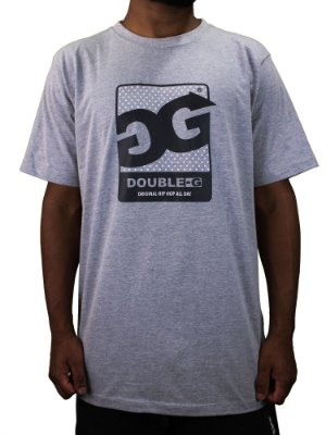Camiseta Double G Hip Hop