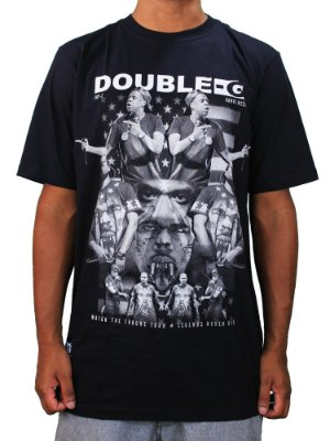 Camiseta Double-G Legends