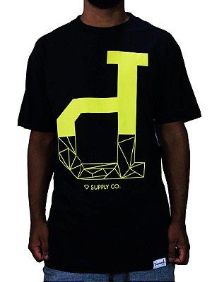 Camiseta Diamond Fractal
