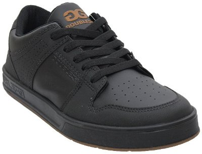 Tênis Double-G Urban Low Preto/Preto