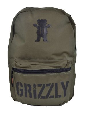 Mochila Grizzly Trail Runner Verde