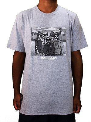 Camiseta Double-G Skull NWA