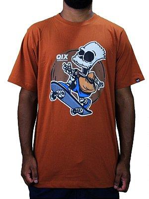 Camiseta Qix Skull Bart