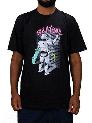 Camiseta Qix Sk8 My Soul