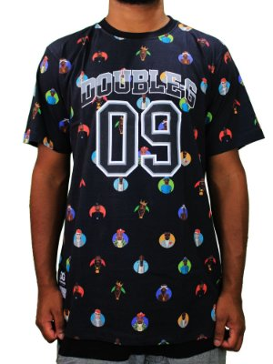 Camiseta Double-G Legends Hip-Hop